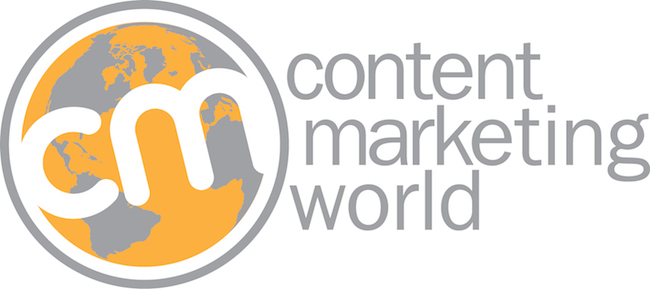 Logo for Content Marketing World