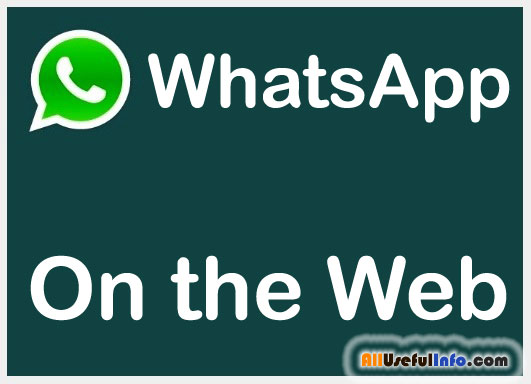 WhatsApp di Web
