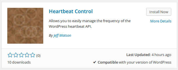 Heartbeat Kontrol Plugin