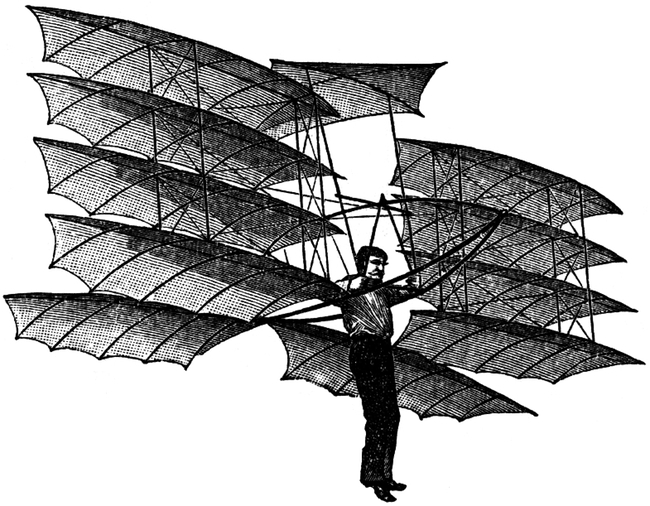 Image of Victorian Hang Glider