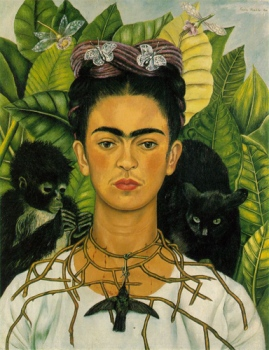 image of Frida Kahlo