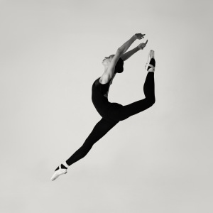 Image of Leaping Ballerina
