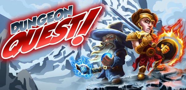 Dungeon Quest Android Apps