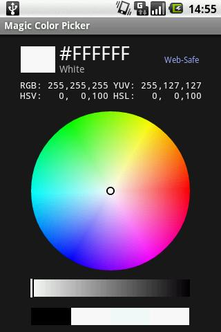 Sihir Color Picker App Android