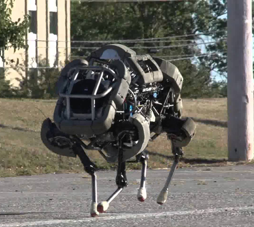 Boston Dynamics Dijual
