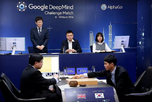 DeepMind Beats Go Champion