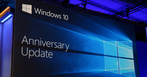 Windows 10 Anniversary Perbarui
