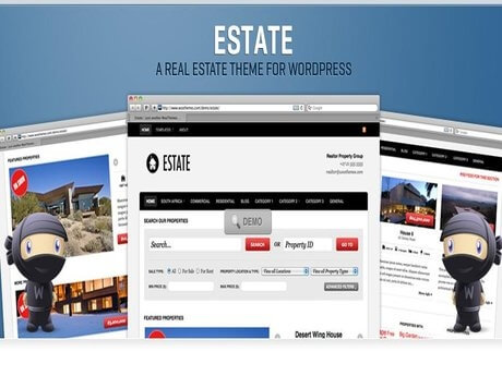 Estate Woo Themes