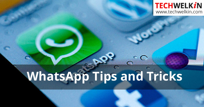 WhatsApp Tips dan Trik