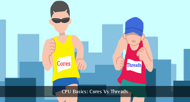 Core Vs Threads