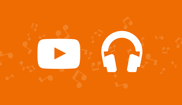 YouTube Red Google Play Musik