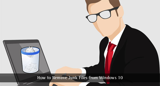 Cara Hapus File Junk dari Windows 10